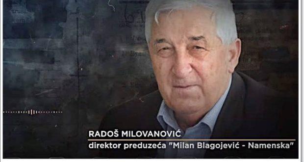 Porodica Milivojević trpi veliku torturu od strane direktora Radoša Milovanovića