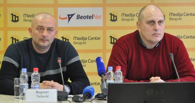 Veselinović: Sloga traži da Bogosav Nešović dobije status uzbunjivača