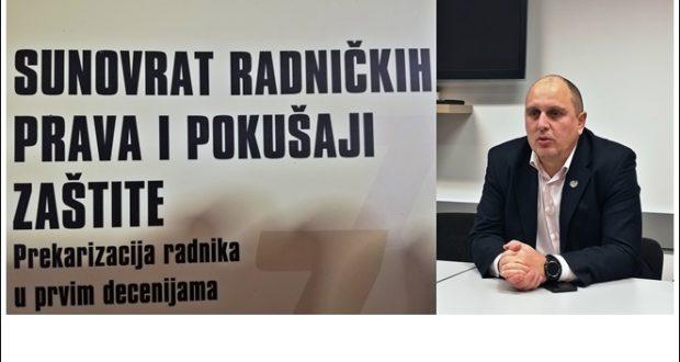 Sunovrat radničkih prava u Srbiji