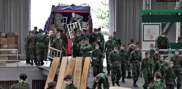 Zaraženi vojnici hospitalizovani nakon krivične prijave Lojpuru