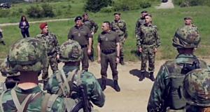 """Vojnici zaraženi na poligonu """"Pasuljanske livade"""""""