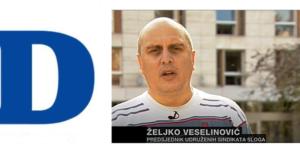 Veselinović: Ovo je tek početak, pravi efekti krize od jeseni