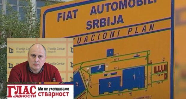 Kragujevački 'Fijat' će pokušati da iskamči pare od države