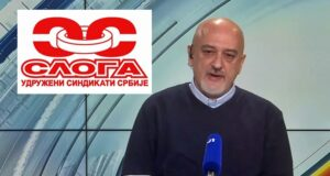 Napad na kolegu Panića je i napad na sve sindikate i radnike