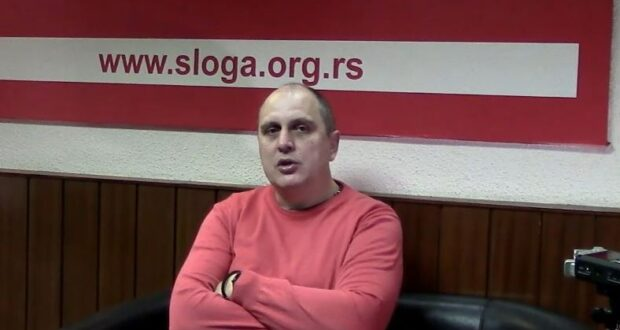 NOVOGODIŠNJI INTERVJU: Željko Veselinović, predsednik USS Sloga