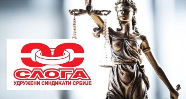 U PROTEST!  Podržimo advokatsku struku