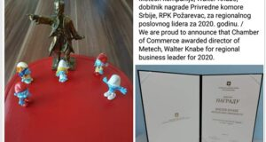 Rasističko ponašanje direktora Metech iz Smedereva