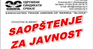 """Tražimo smenu i odgovornost zbog smrti radnika u JKP """"Gradska čistoća"""""""