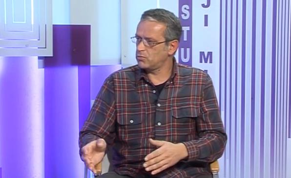 """Vladimir Radosavljević u emisiji """"Osvetljavanje"""""""