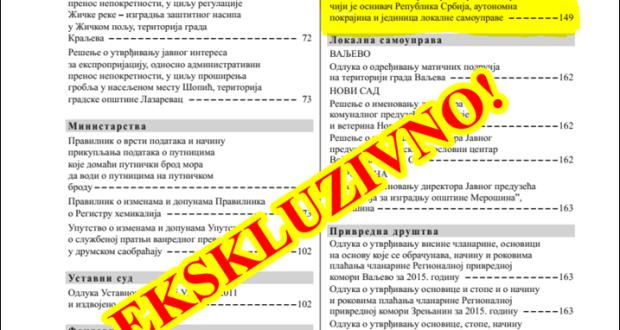 EKSKLUZIVNO: Prvi objavljujemo Poseban kolektivni ugovor  za zdravstvene ustanove!