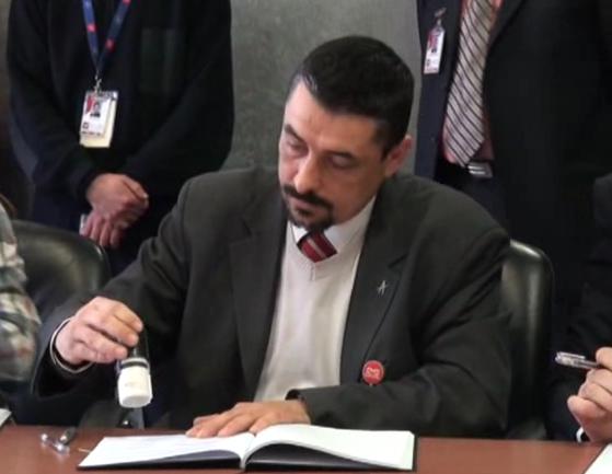 """Potpisan kolektivni ugovor za Aerodrom """"Nikola Tesla"""""""