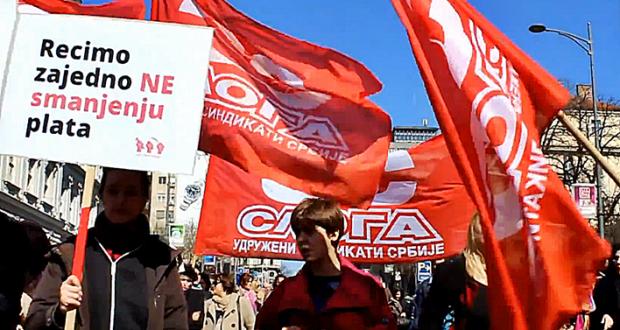 Sloga: Zakon o javnom okupljanju nije u interesu građana