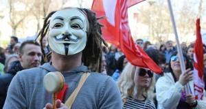 Sloga podržava sutrašnji protest prosvetara, prenos uživo