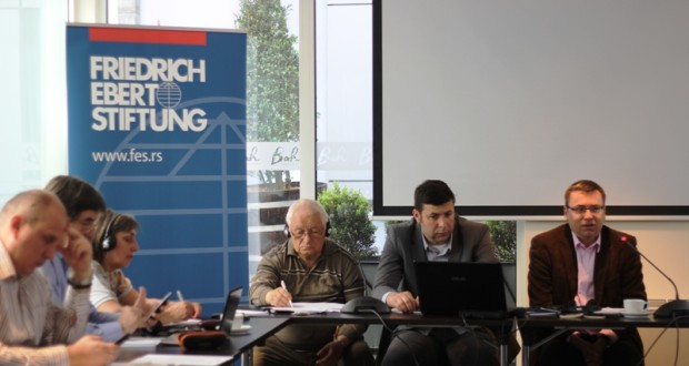 Evropeizacija sindikata u Srbiji