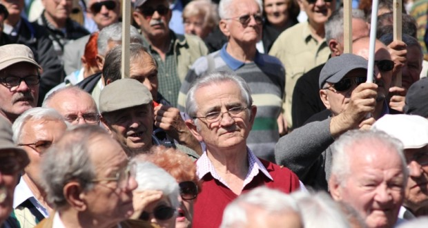 Sloga podržava protest penzionera