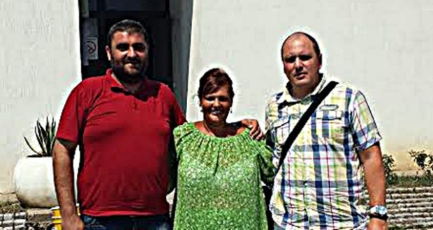Predsednik Sloge u poseti kolegama Preduzeća za puteve Valjevo
