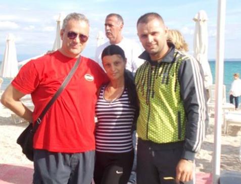 Izveštaj sa radničkih sportskih igara Hanioti 2015