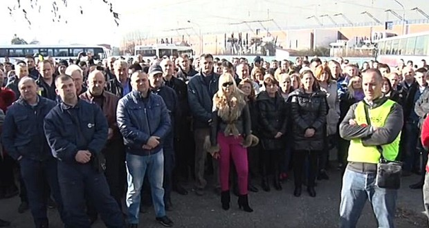 "Bolji dani za radnike ""PRO TENT"" d.o.o. Obrenovac"