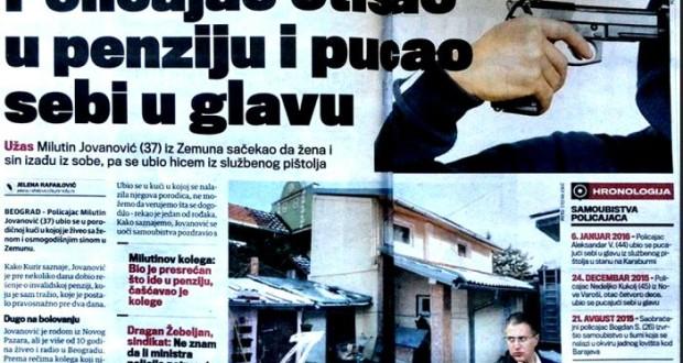 Stefanović napokon formira psihološku službu u MUP