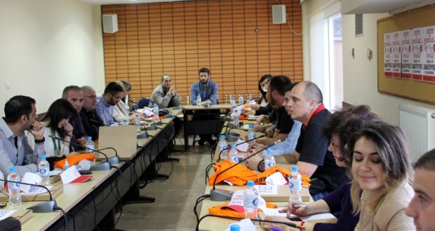 Osnovan Balkanski sindikalni forum