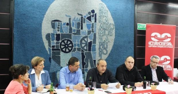 """Sindikat """"FAP Sloga"""" održao godišnju Skupštinu sindikata"""