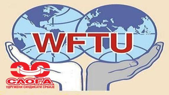 Sloga uskoro članica WFTU