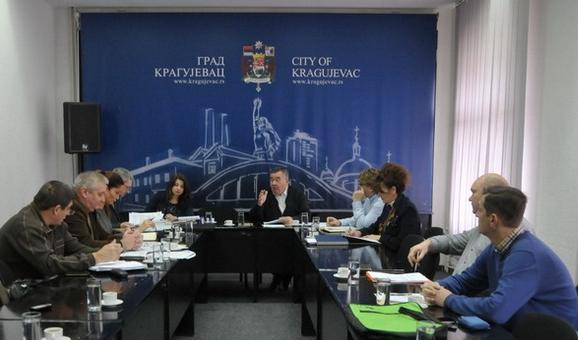 Sloga u Socijalno ekonomskom savetu grada Kragujevca