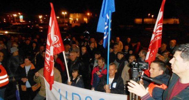 PROTESTI: Niš je Srbija u malom!