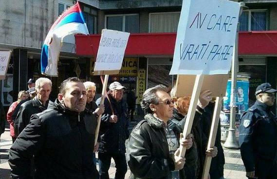 Sloga u Nišu za radikalnije proteste