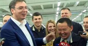 Predsedniče Aleksandre Vučiću, Jura ti je lep poklon dala