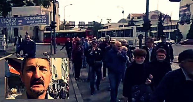 Radnici šetnjom kroz grad podsećaju Vučića šta je obećao i šta treba da ispuni