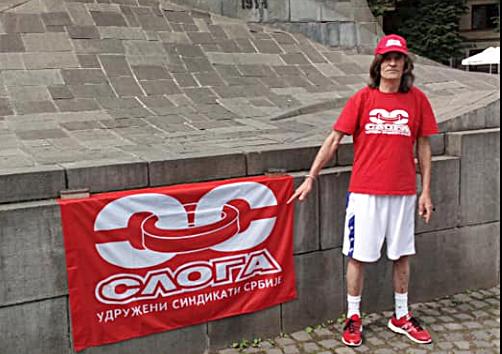 Godišnjicu pešačenja posvetio zatvaranju i  izmeštanju glavne Železničke stanice Beograd