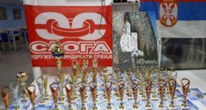 "Sindikat ""Sloga HK Krušik"" pobednik sportskih igara u Čanju"