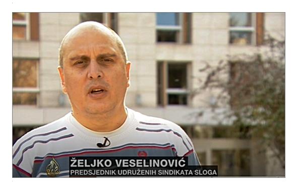 Veselinović: Vlada odlaže zakon zbog partijskih činovnika i direktora