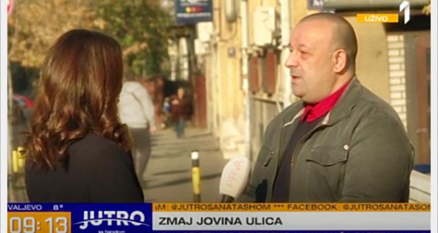APSURD MOGUĆ SAMO U SRBIJI: Zimska uniforma na proleće!?