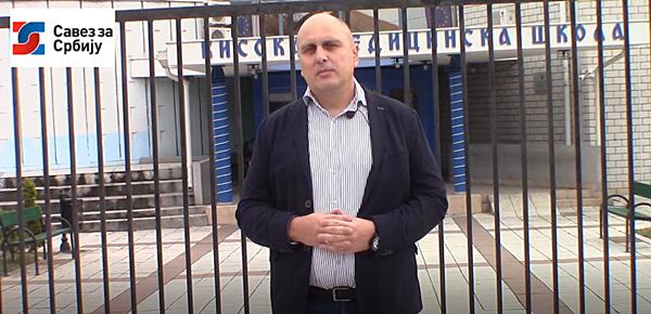VESELINOVIĆ: Nemojte nikada biti kao Martinović i Orlić