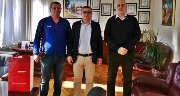 "Predsednik Sloge posetio ""Karneks"" u Vrbasu"
