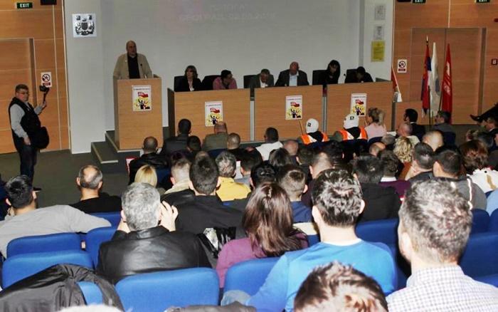 REZOLUCIJA  o odgovornosti za izuzetno teško stanje u Srbiji