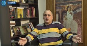 U CENTAR Sve bitange se kriju iza Vučića! (Sindikalni vođa Željko Veselinović)