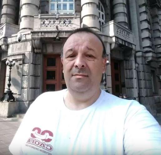 """Nebojša Aleksić, poverenik sindikata """"Sloga GSP"""" o eksploziji kompresorske boce u beogradskom autobusu."""