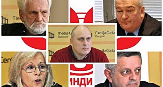 Razgovori sa predsednicima pet najvećih sindikalnih centrala u Srbiji