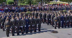 Čestitka povodom dana Vojske Srbije.