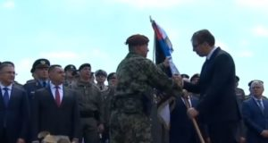 Uzdržati se od zloupotrebe Vojske Srbije u političke svrhe