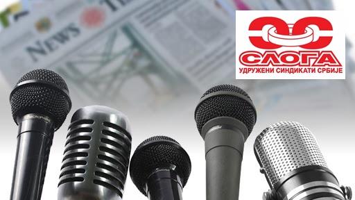 NAJAVAZA  MEDIJEKonferencija za štampu:Otkaz u JKP Vodovod zbog članstva u SNS