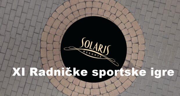 XI Radničke sportske igre