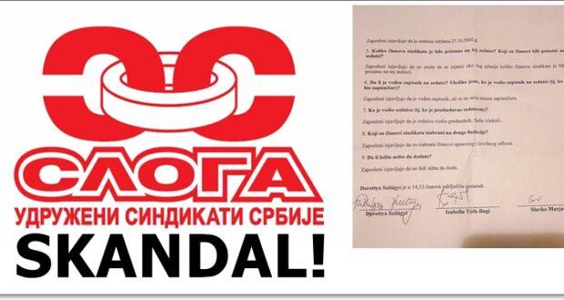Saopštenjem Tisza Automotive priznala da šikanira i progoni sindikalce