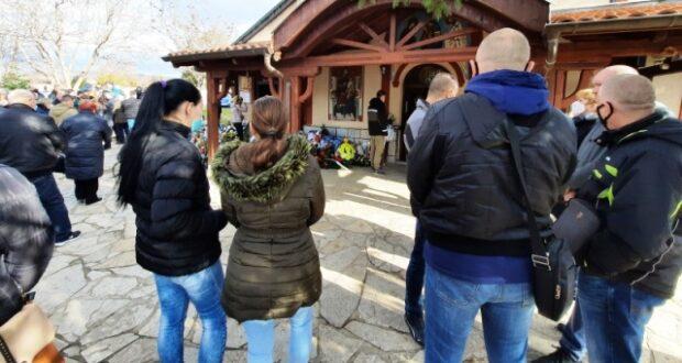 Sahranjen Dejan Ilić, poverenik Sloge za Južnu Srbiju