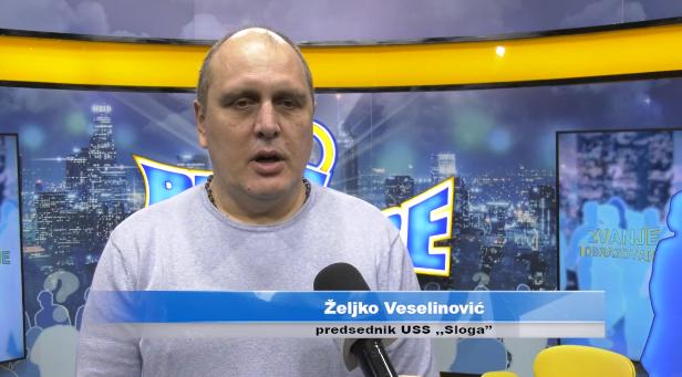 Željko Veselinović – Da bi bilo poverenja u sindikate mora se promeniti vlast i radno zakonodavstvo