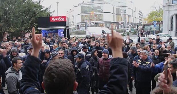 NAJAVA DOGAĐAJA  Protest zbog niskih zarada i fiktivnog zapošljavanja u Pošti Srbije