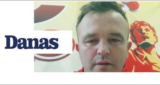 Suspendovani predsednik sindikata policije iz Užica: Čime sam ja to narušio ugled MUP-a?